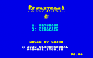 Duckstroma – A new platformer for MSX and ZX Spectrum