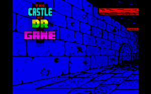 Castle of Doctor Game released for the ZX Spectrum