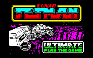 Lunar Jetman released for the Acorn Electron